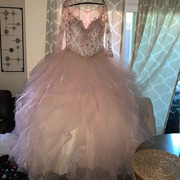 Mori Lee Dresses & Skirts - Morilee quinceanera dress and doll
